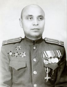 Яблоков Михаил Михайловоич