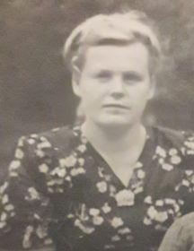 Конопаткина (Кудря) Лидия Иосифовна