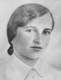 Кочанова (Яковлева) Анастасия Васильевна