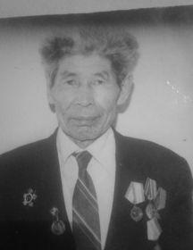 Жанбуршин Токеш Жанбыршинович