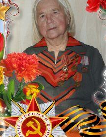Кузнецова (Быкова) Евгения Михайловна