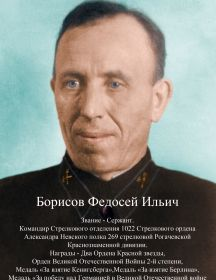 Борисов Федосей Ильич