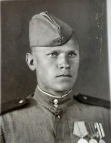 Азанов Иван Ефимович