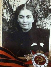 Вронская (Нерозникова) Зара Леопольдовна