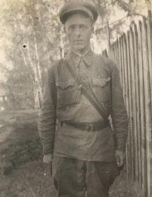 Базанов Василий Кузьмич