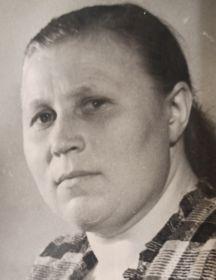 Бычкова (Кондакова) Таисия Михайловна