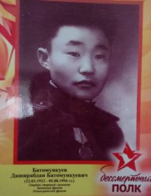 Батомункуев Даширабдан Батомункуевич