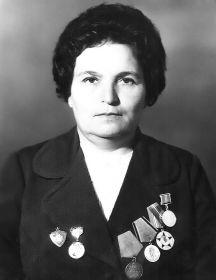 Янголь Мария Никитична