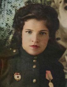 Курнаева (Тимофеечева) Мария Георгиевна