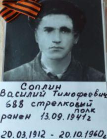 Соплин Василий Тимофеевич