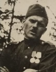 Украинец Григорий Федорович
