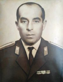 Буров Илья Афанасьевич