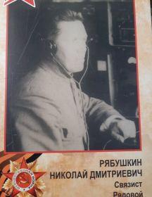 Рябушкин Николай Дмитриевич