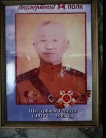 Шукурбаев Телеуш