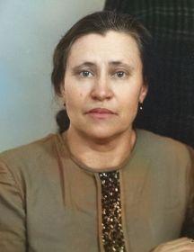 Полякова (Попова) Александра Федоровна