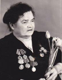 Чайка (Петрушенко) Валентина Андриановна