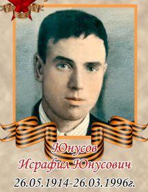 Юнусов Исрафил Юнусович