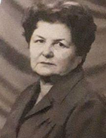 Куликова (Вархолова) Варвара Николаевна