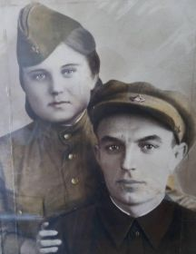 Сапрыкина (Балабаева) Зинаида Ефимовна