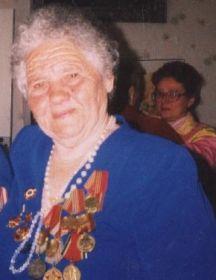 Макарова (Чвырова) Нианила Кузьминична