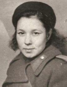 Аблямитова Васпие-Валентина Аблямитова