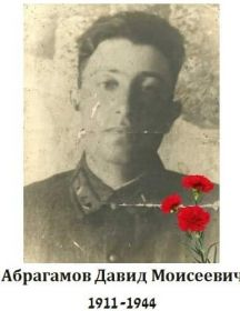 Абрагамов Давид Моисеевич