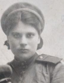 Зацепина (Митрофанова) Вера Николаевна