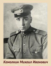 Камолкин Михаил Иванович