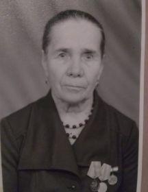 Новикова (Нисина) Александра Петровна
