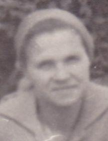 Пичугина (Буданкова) Анна Даниловна