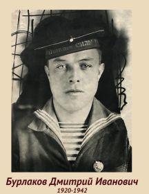 Бурлаков Дмитрий Иванович