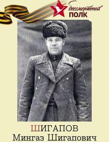Шигапов Мингаз Шигапович