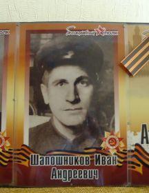 Шапошников Иван Андреевич
