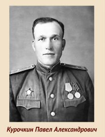 Курочкин Павел Александрович