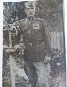 Павлов Николай Ильич