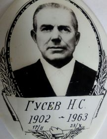 Гусев Николай Степанович