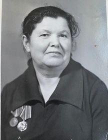 Додылева (Солодухина) Татьяна Петровна