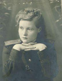 Вьюхина (Сафронова) Зинаида Ивановна