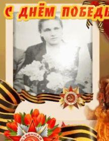 Евсеенко (Бахарева) Анна Максимовна