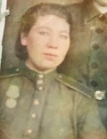 Самокиша (Громова) Нина Дмитриевна
