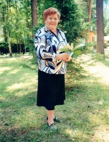 Вахнина (Воронина) Екатерина Фёдоровна