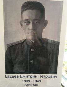 Евсеев Дмитрий Петрович