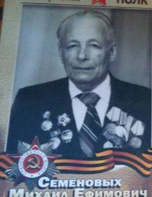 Семеновых Михаил Ефимович