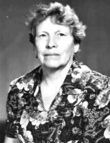Соколова (Лукиных) Лидия Ивановна