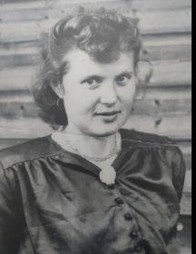 Шуникова (Чупанова) Евстолия Александровна