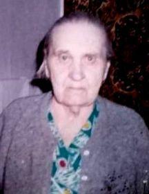 Чичимова Мария Степановна