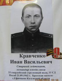 Кравченко Иван Васильевич