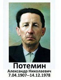 Потемин Александр Николаевич