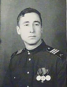 Старостин Степан Павлович