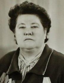 Кабанова Мария Яковлевна